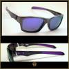 Óculos de Sol Oakley Jupiter Carbon Grafite Lentes Roxas Polarizadas